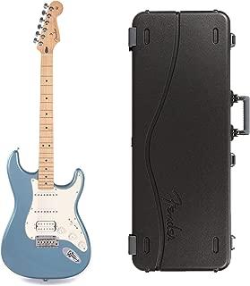 Fender Player Stratocaster HSS Tidepool Bundle w/Fender Molded Hardshell Case