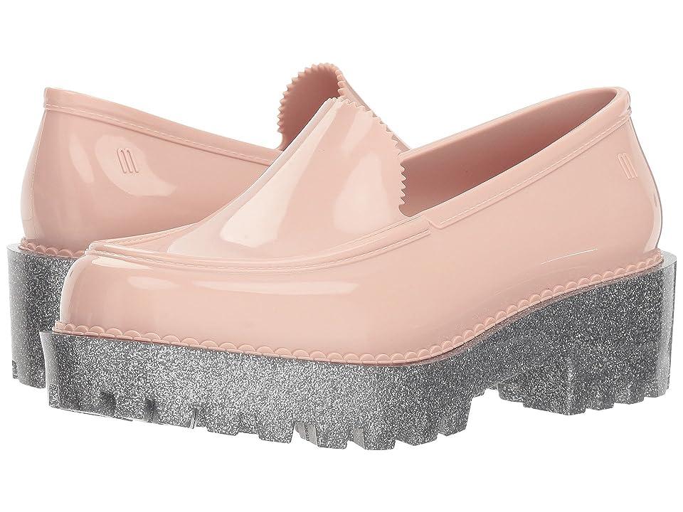 Melissa Shoes Panapana (Pink/Silver Glitter) Women