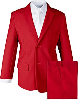 Big Boys' 2 Piece Suit Set