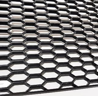 schwarz Autostyle tg2530/Renngitter ABS Kunststoff Hex fein 120/x 30/cm