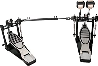 GP Percussion DP778TN Pro Quality Double Drum Pedal