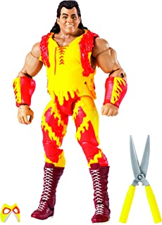 WWE Wrestlemania Elite Brutus Beefcake Figure