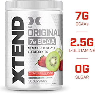 muscle recovery by Scivation