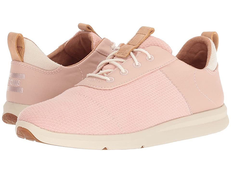 TOMS Cabrillo (Rose Cloud Textured Velour Mix) Women