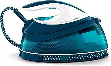 Philips GC7844/20 Centrale Vapeur PerfectCare Compact, sans réglage, 6,5 bar, effet pressing jusqu'à 400g