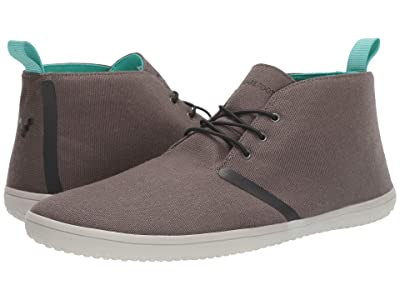 Vivobarefoot GOBI II Canvas Winterproof (Gull Grey) Men