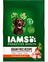 Best iams grain free sensitive skin and stomach Reviews