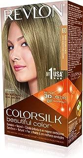 Revlon Colorsilk Beautiful Color, Dark Ash Blonde, 1 Count