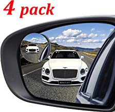 Kribin 4 Pack Blind Spot Mirror, 2