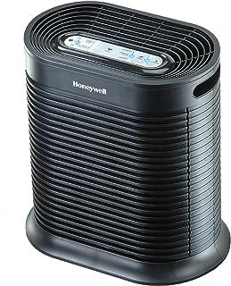 Honeywell HPA100 HEPA Air Purifier, Medium Room (155 sq. ft), Black
