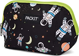 PackIt AMZ-SN-SPA Freezable Snack Bag, Spaceman