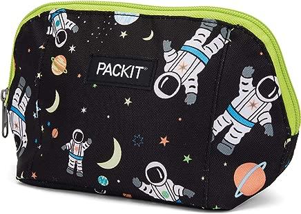 PackIt Freezable Snack Bag, Spaceman,AMZ-SN-SPA