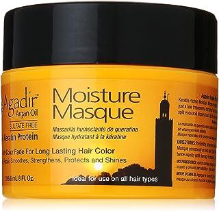 Agadir Argan Oil Moisture Masque for Unisex - 8 oz