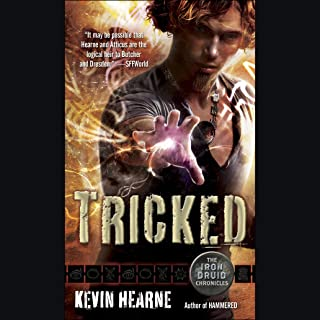 Tricked: The Iron Druid Chronicles, Book 4