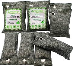 ENVEL Luchtverfrisserzak, Bamboo Charcoal Nature Fresh Air Purifier Bag Natuurlijke luchtverfrisserzakken, actieve kool Ge...