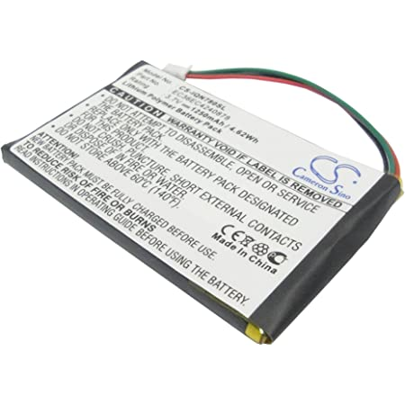 gaixample.org Battery for Garmin Nvi 2460 Replacement Battery ...
