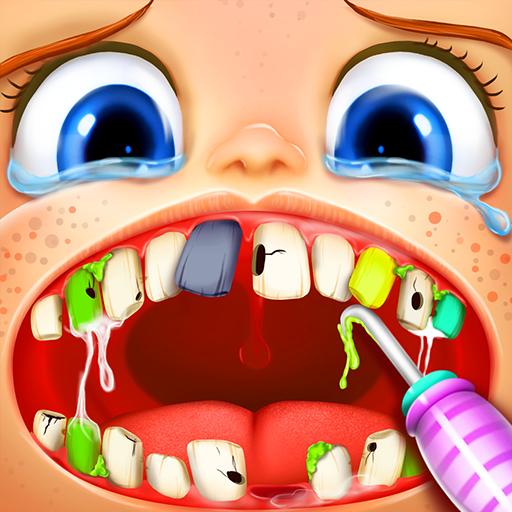 Dentist Hospital Adventure - Jeu de docteur en chirurgie dentaire