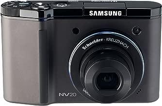 Samsung Digimax NV20 12MP Digital Camera with 3x Advanced Shake Reduction Optical Zoom (Black)