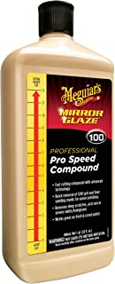 meguiars m100 pro speed compound