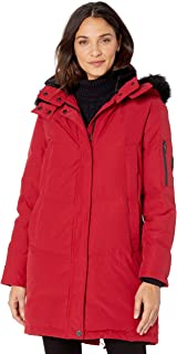 Best red parka coat womens Reviews
