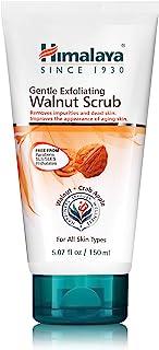 Himalaya Gentle Exfoliating Walnut Scrub for Deep Cleaning & Renewed Skin, 5.07 oz