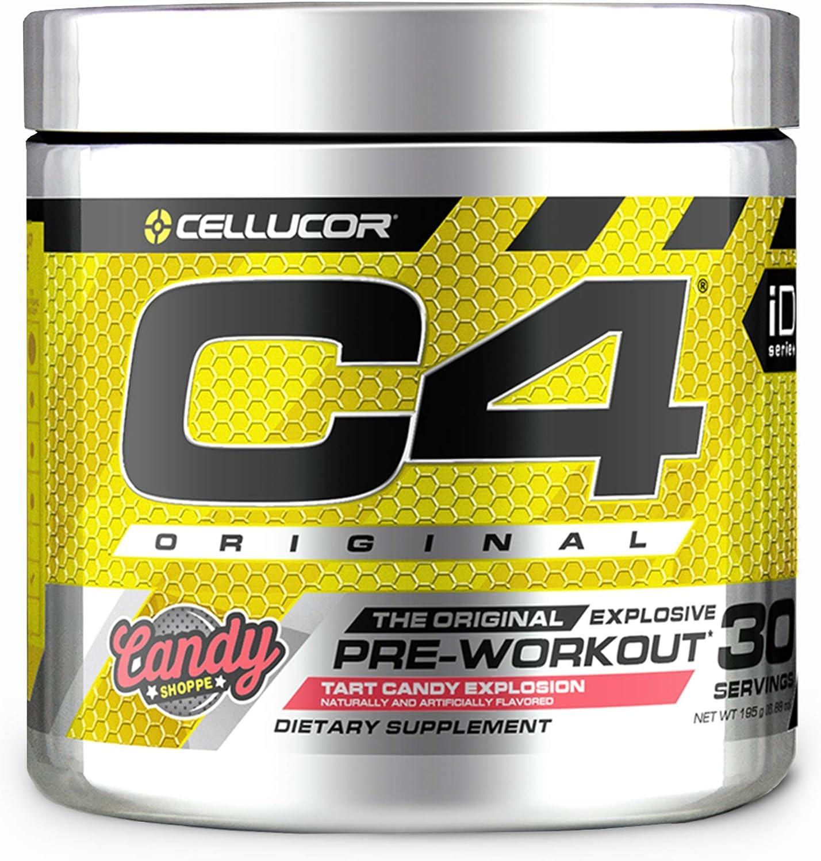 Cellucor Soldering C4 Original Pre Workout Powder Men Free Wom For Limited time sale Sugar