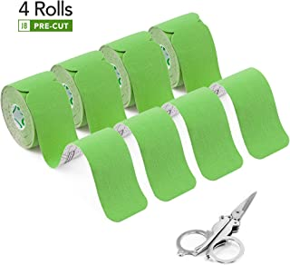"Kinesiology Tape | 2""x10"" PreCut Strips 