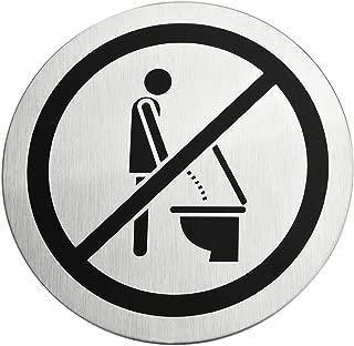 Blomus Door Sign Please Sit Down