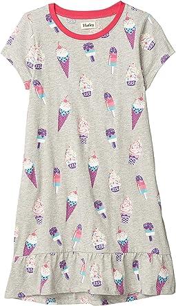 Hatley Girls Jersey Flounce Hem Dress