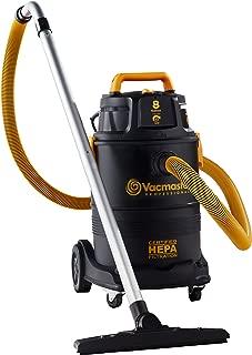 Vacmaster 8 Gallon HEPA Vac with 2 Stage Motor, VK811PH