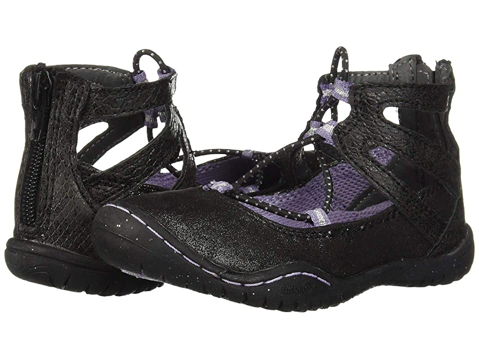Jambu Kids Pythera (Toddler/Little Kid/Big Kid) (Black) Girl