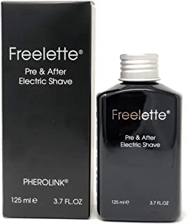 Pre Shave After Shave Lotion Cream Best For Electric Close Shave Balm Freelette (ONE PACK)