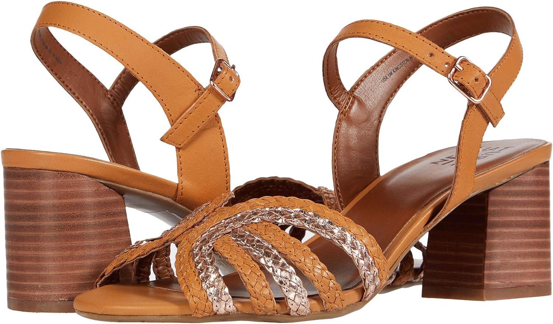 Kingston Block Heeled Sandals   Shoes