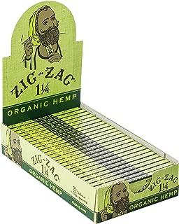 Zig Zag 1 1/4 Size Organic Hemp Rolling Paper