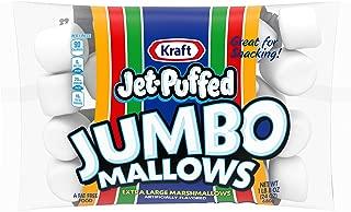 Jet Puffed Jumbo Marshmallows (24 oz Bag)