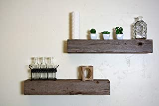 fixer upper floating shelves