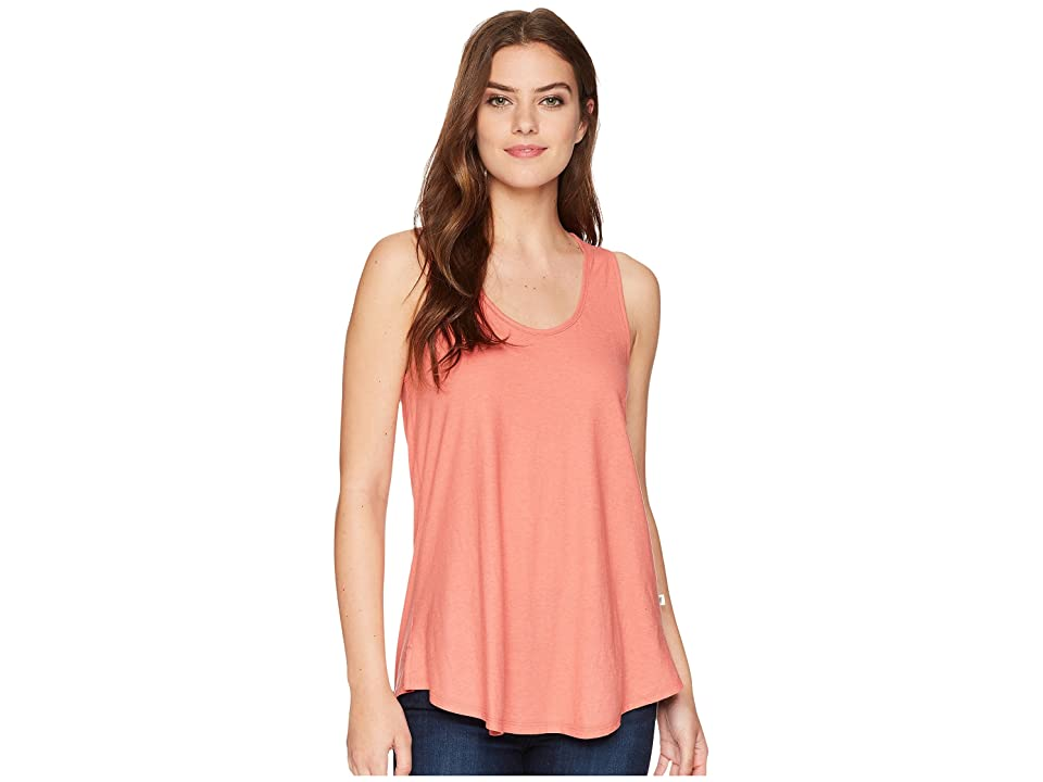 Toad&Co Papyrus Flowy Tank Top (Guava) Women