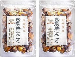 黄金の黒にんにく 青森県産 黒にんにく 熟成 1キロ 完全無添加 訳有