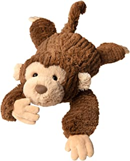 Mary Meyer Cozy Toes Stuffed Animal Soft Toy, 17-Inches, Monkey