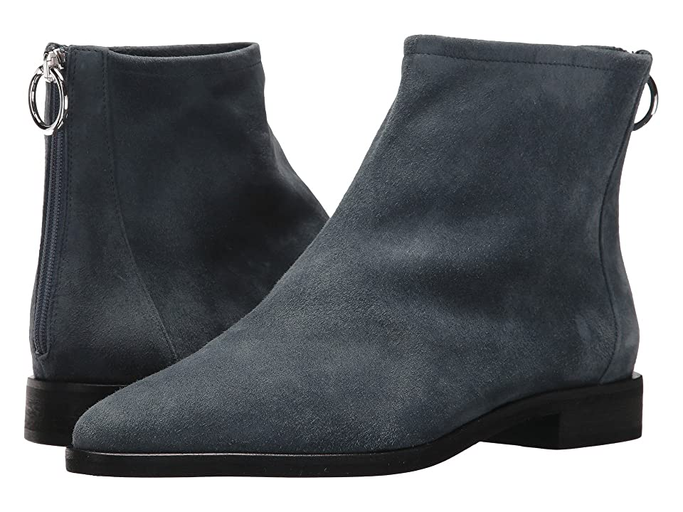 Via Spiga Edie (Air Force Blue Suede) Women
