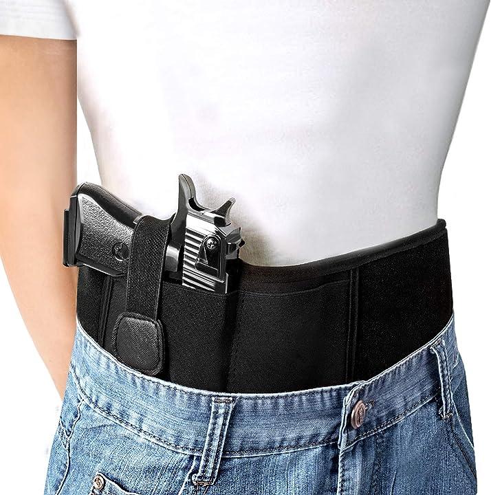 Fondina pistola nascosta porta pistola multifunzionale universale - hbselect