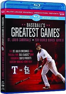 Baseball's Greatest Games: 2011 World Series Game 6