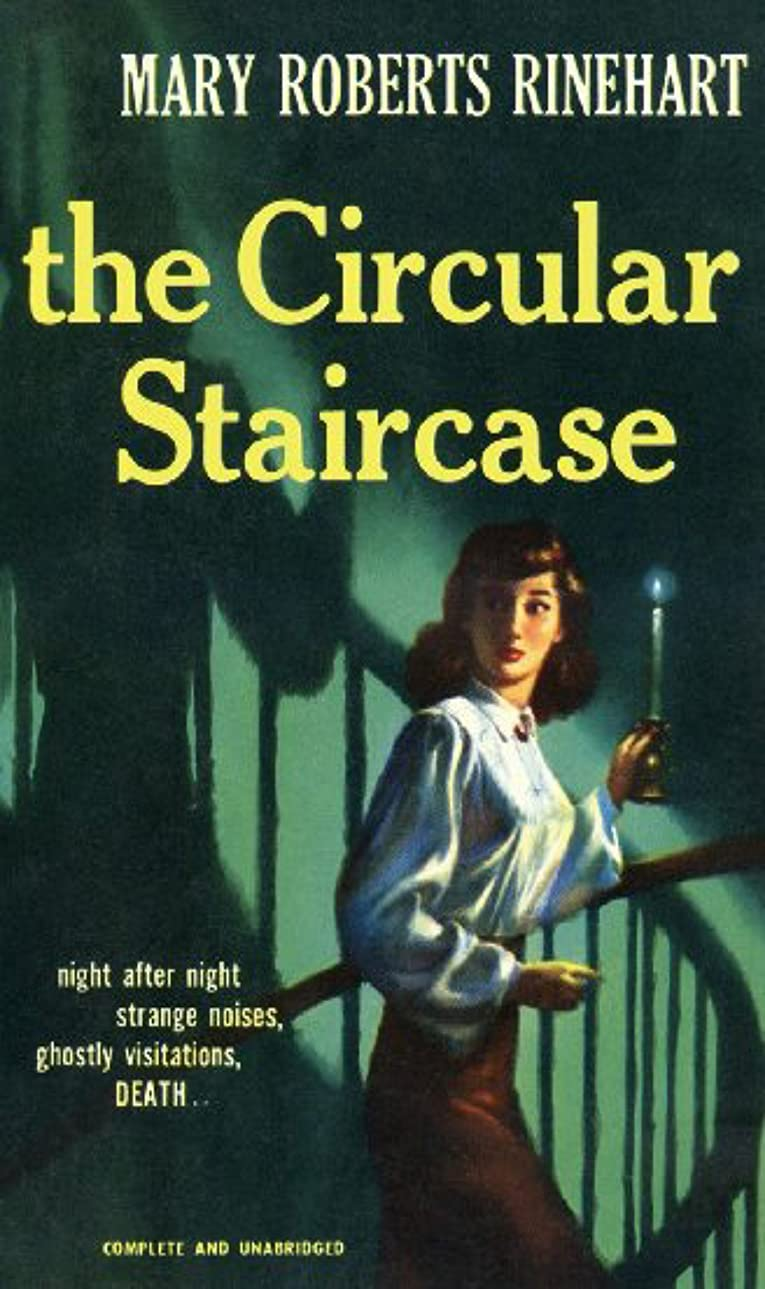 モーター大使館マットThe Circular Staircase (English Edition)