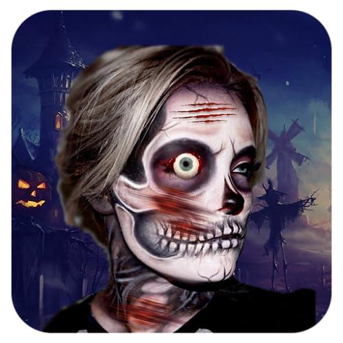 Halloween Makeup Editor