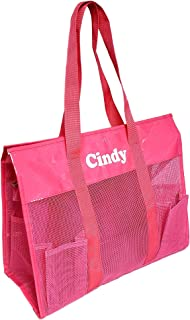 personalized utility tote bags