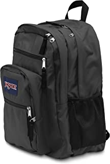 Big Student Backpack(Forge Grey, One Size)