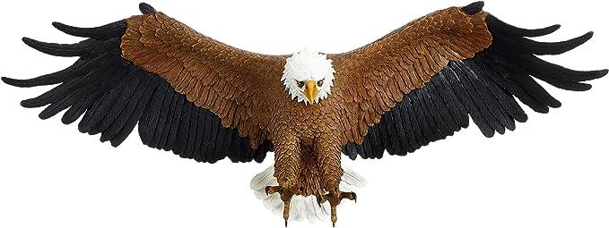 169 opinioni per Design Toscano Orgoglio della libertà American Bald Eagle Scultura da parete