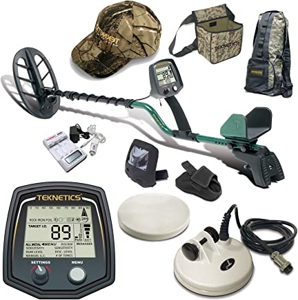 Teknetics T2 Classic Metal Detector with 11
