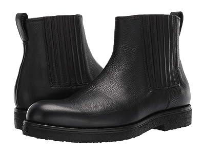 Vince Carmine (Black Yak Calf Leather) Men