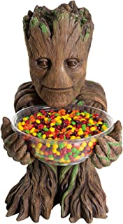 groot with candy bowl